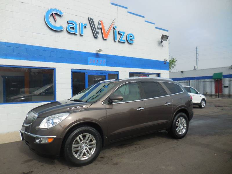 2009 Buick Enclave car for sale in Detroit