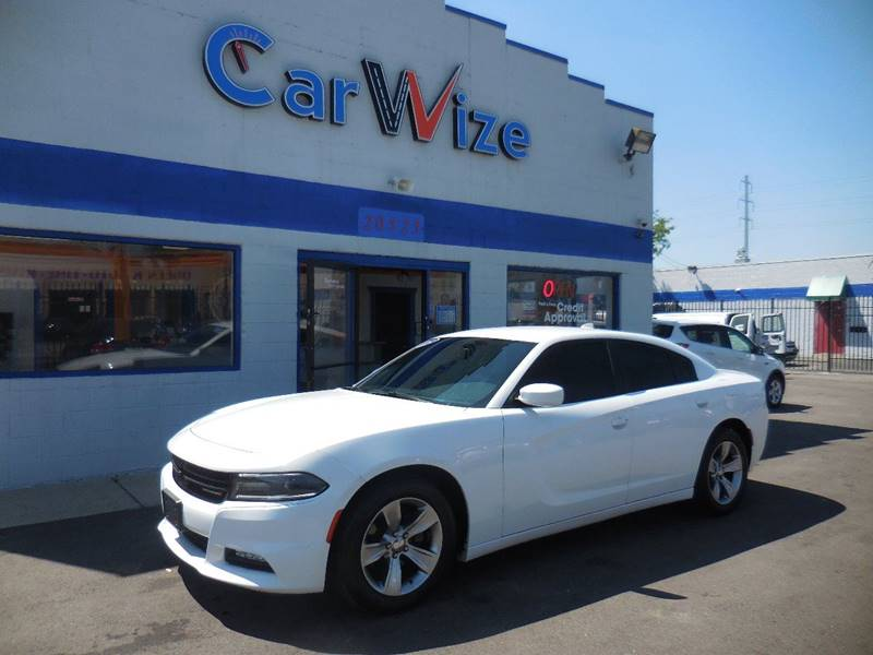 2015 Dodge Charger car for sale in Detroit