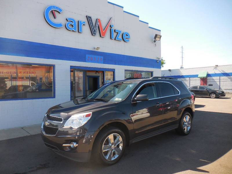 2014 Chevrolet Equinox car for sale in Detroit