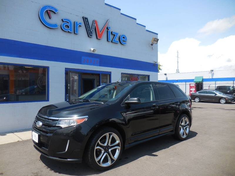 2012 Ford Edge car for sale in Detroit