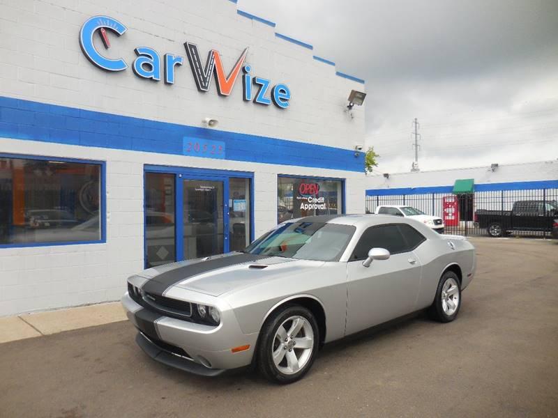 2012 Dodge Challenger car for sale in Detroit
