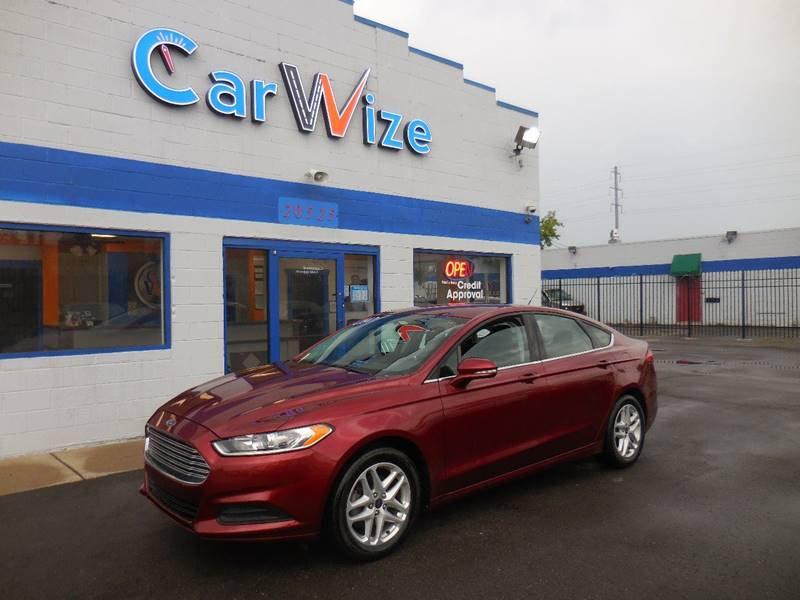 2014 Ford Fusion car for sale in Detroit