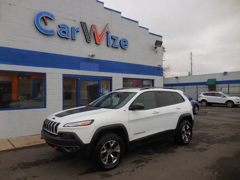 2014 Jeep Cherokee car for sale in Detroit