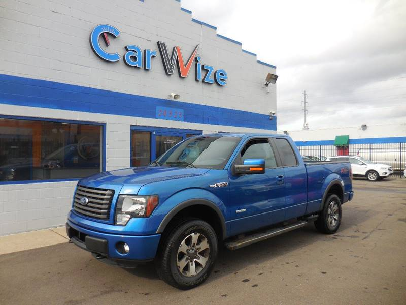 2012 Ford F-150 car for sale in Detroit