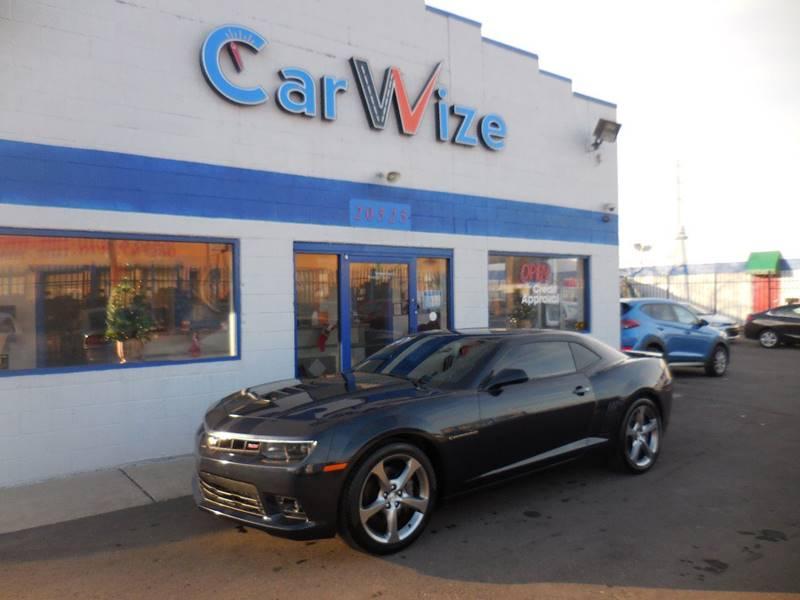 2014 Chevrolet Camaro car for sale in Detroit