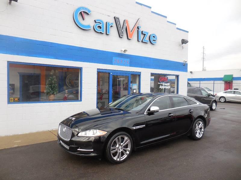 2011 Jaguar Xj car for sale in Detroit