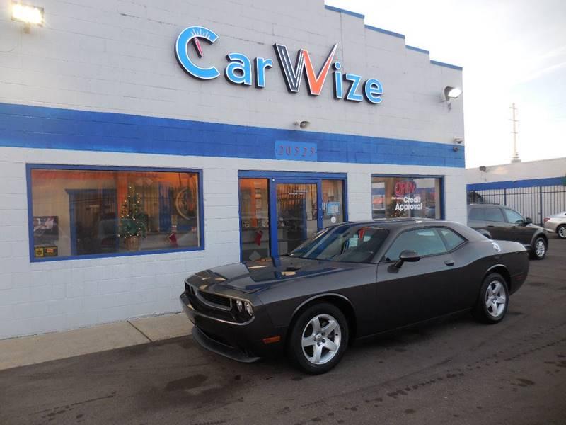2014 Dodge Challenger car for sale in Detroit