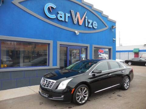 2015 Cadillac XTS Pro for sale at Carwize in Detroit MI