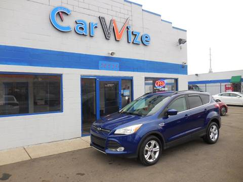 2015 Ford Escape for sale in Detroit, MI