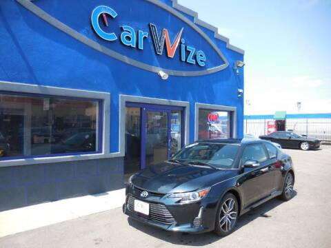 2015 Scion tC for sale at Carwize in Detroit MI