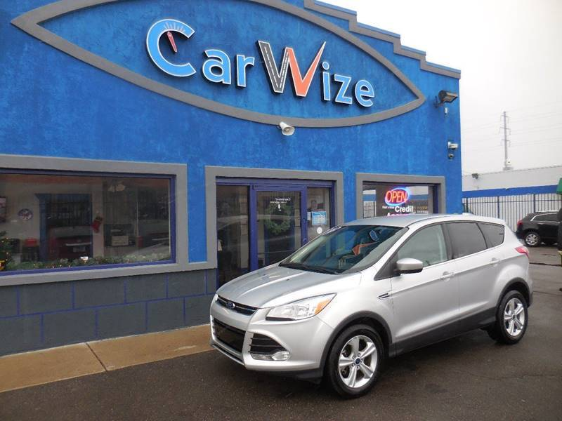 2015 Ford Escape for sale at Carwize in Detroit MI