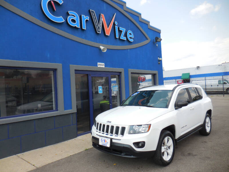 2016 Jeep Compass for sale at Carwize in Detroit MI