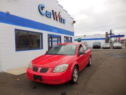 2007 Pontiac G5 for sale in Detroit, MI