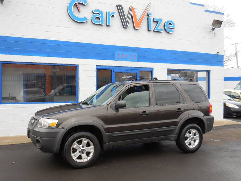 2006 Ford Escape car for sale in Detroit