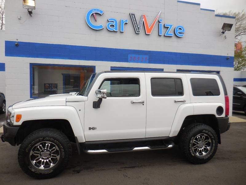 2007 Hummer H3 car for sale in Detroit