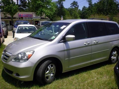 2006 Honda Odyssey for sale in Covington, LA