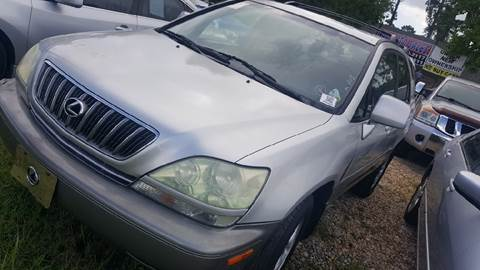 2003 Lexus RX 300 for sale in Covington, LA