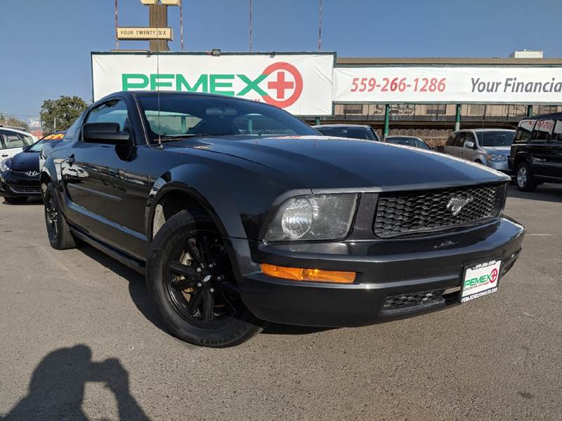 2008 ford mustang v6 deluxe in fresno ca - pemex auto center