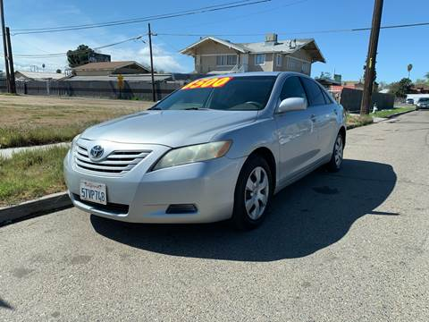2007 Toyota Camry CE for sale at Karamba Auto Center in Fresno CA