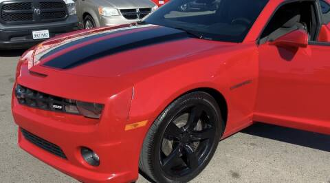 2010 Chevrolet Camaro SS for sale at Karamba Auto Center in Fresno CA