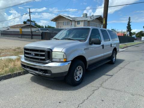 2003 Ford Excursion XLT for sale at Karamba Auto Center in Fresno CA