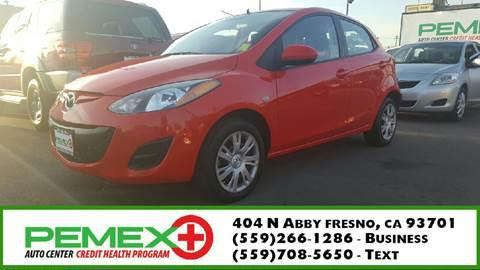 2014 Mazda MAZDA2 for sale in Fresno, CA