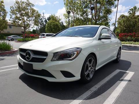 2014 Mercedes-Benz CLA for sale at ASAL AUTOSPORTS in Corona CA