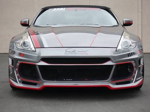 2010 Nissan 370Z for sale at ASAL AUTOSPORTS in Corona CA