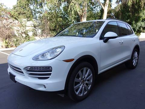 2014 Porsche Cayenne for sale at ASAL AUTOSPORTS in Corona CA