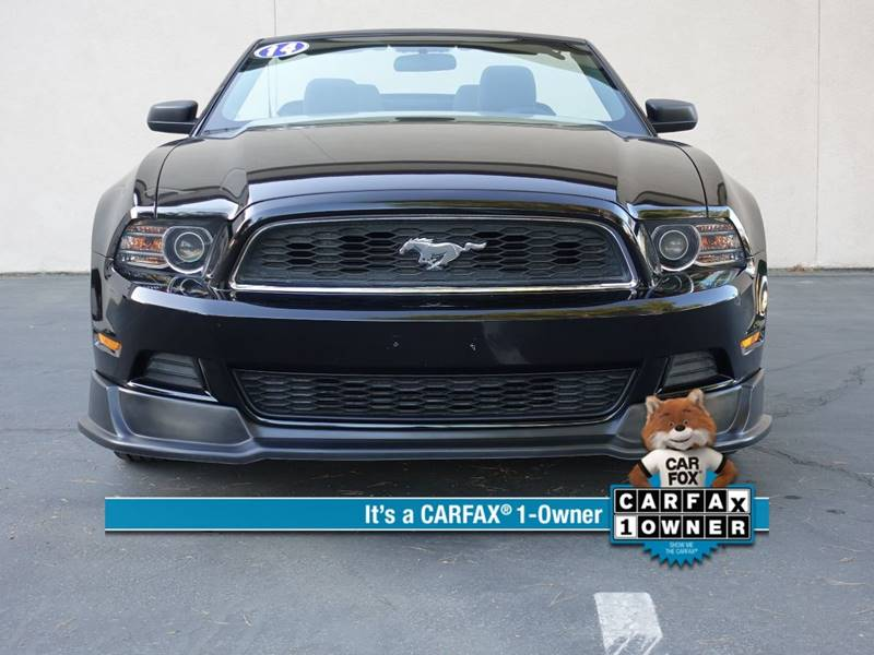 2014 Ford Mustang for sale at ASAL AUTOSPORTS in Corona CA