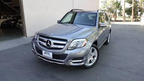 2015 Mercedes-Benz GLK for sale at ASAL AUTOSPORTS in Corona CA