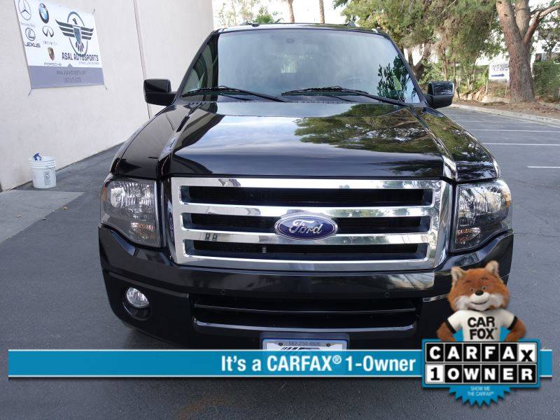 2014 Ford Expedition EL for sale at ASAL AUTOSPORTS in Corona CA