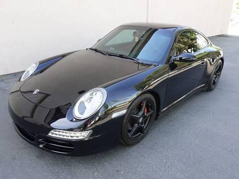 2008 Porsche 911 for sale at ASAL AUTOSPORTS in Corona CA
