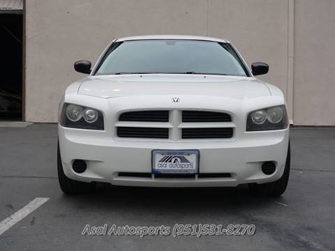 2009 Dodge Charger for sale at ASAL AUTOSPORTS in Corona CA