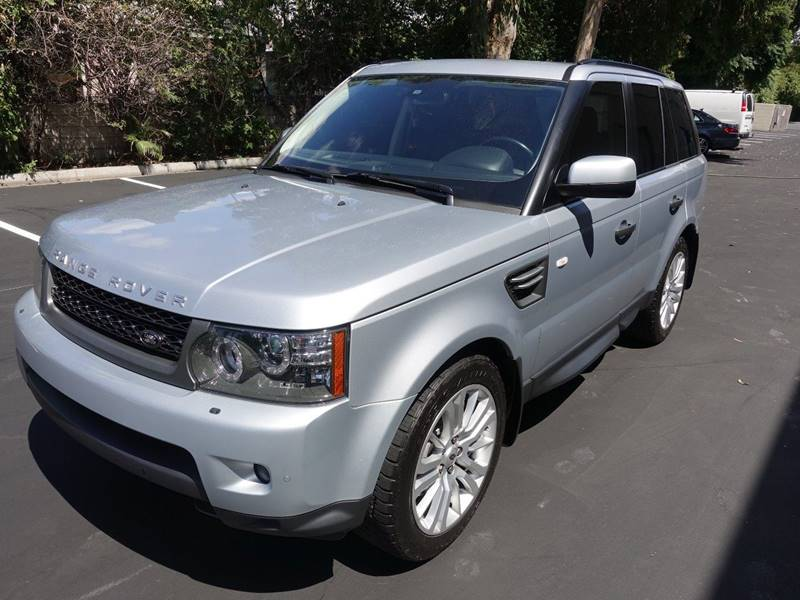 2011 Land Rover Range Rover Sport for sale at ASAL AUTOSPORTS in Corona CA