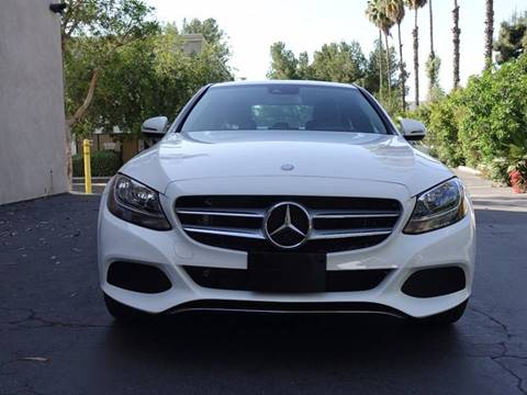 2016 Mercedes-Benz C-Class for sale at ASAL AUTOSPORTS in Corona CA