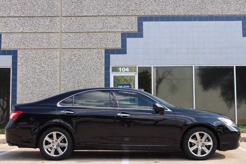 2007 Lexus ES 350 4dr Sedan - Carrollton TX