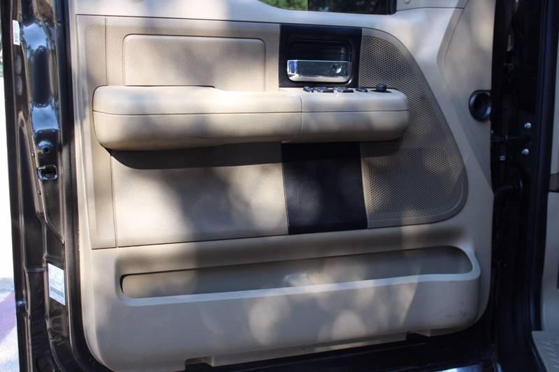 2007 Ford F-150 XLT 4dr SuperCrew Styleside 5.5 ft. SB - Carrollton TX