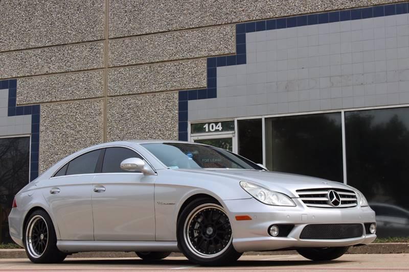 2006 Mercedes-Benz CLS CLS 55 AMG 4dr Sedan - Carrollton TX