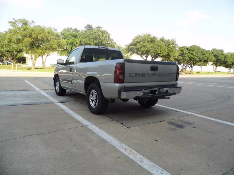 2004 Chevrolet Silverado 1500 2dr Standard Cab Rwd SB - Carrollton TX