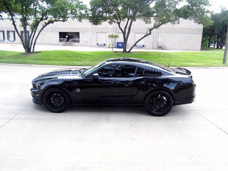 2014 Ford Mustang GT Premium 2dr Coupe - Carrollton TX