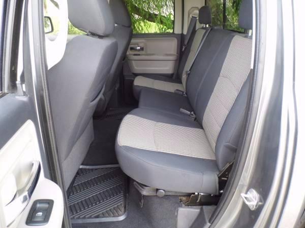 2009 Dodge Ram Pickup 1500 4x4 SLT 4dr Quad Cab 6.3 ft. SB - Carrollton TX