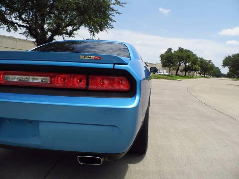 2010 Dodge Challenger R/T 2dr Coupe - Carrollton TX