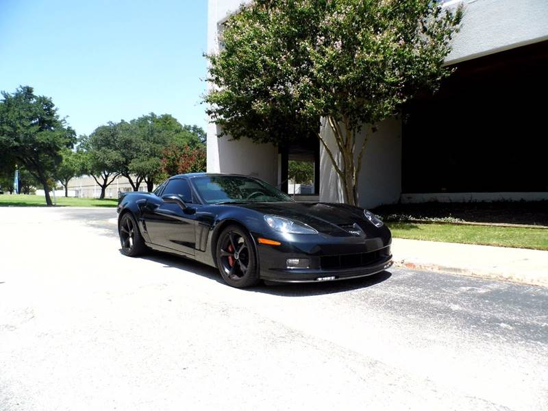 2012 Chevrolet Corvette Z16 Grand Sport 2dr Coupe w/3LT - Carrollton TX