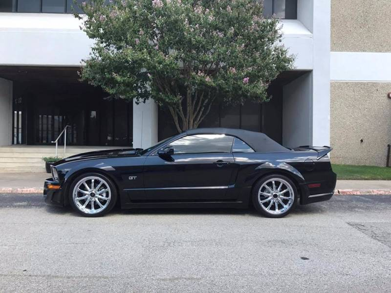 2005 Ford Mustang GT Premium 2dr Convertible - Carrollton TX