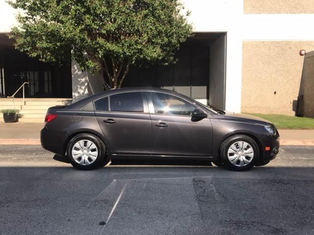 2014 Chevrolet Cruze LS Auto 4dr Sedan w/1SB - Carrollton TX