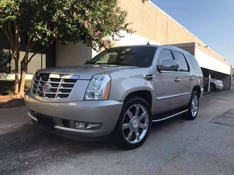 2009 Cadillac Escalade Hybrid for sale in Carrollton, TX
