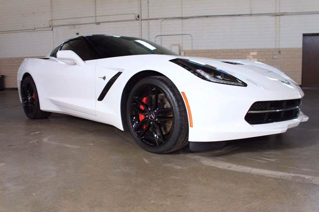 2014 Chevrolet Corvette Stingray Z51 2dr Coupe w/3LT - Carrollton TX