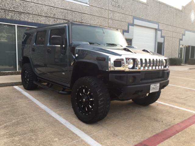 2005 HUMMER H2 Lux Series 4WD 4dr SUV - Carrollton TX