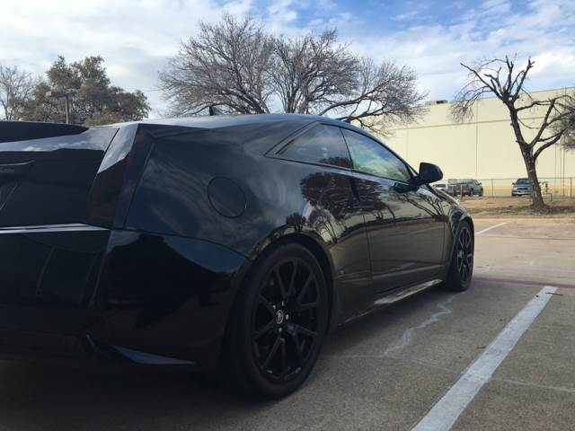 2011 Cadillac CTS-V 2dr Coupe - Carrollton TX